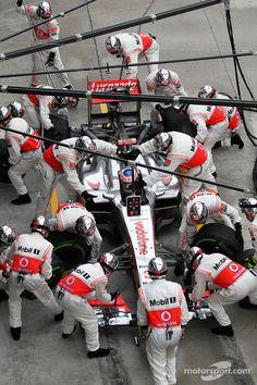 Jenson Button - I will be visiting British F1 GP