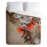 Found it at Wayfair - Iveta Abolina Sonnet Duvet Cover Collection