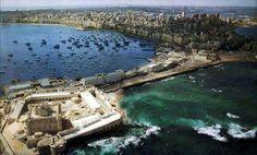 The Citadel of Qaitbay in Alexandria, Egypt قلعة قايتباي في الاسكندرية مصرhttps://www.facebook.com/AymanHeykal