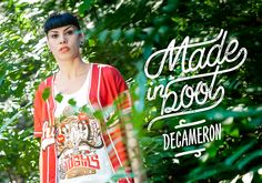 Ohmyboot Clothing - Lookbook 2015 - Decameron Tank top