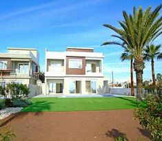 If you are looking to buy seafront property in Larnaca, then we recommend you this waterfront brand new modern villa for sale. Real Estate Buyers, Maids Room, Beachfront House, Luxury Houses, Apartments For Sale, Luxury Villa, Cyprus, Home Buying, Property For Sale