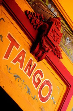 I will go to a class and fake Tango next year -   Buenos Aires  Argentina