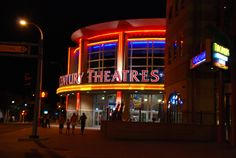 """"""" Century Theatres """"  in Albuquerque New Mexico  http://route66jp.info Route 66 blog ; http://2441.blog54.fc2.com https://www.facebook.com/groups/529713950495809/"""