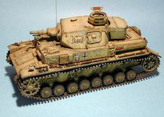 Panzer IV Ausf. E by Mike Bishop (Dragon 1/35)