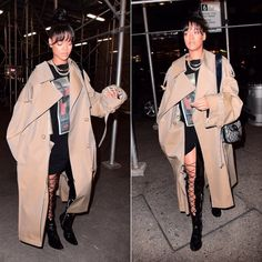 Rihanna Juun J trenc