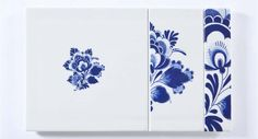 BlueD1653 - Versatiles - Royal Delft