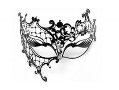 Venetiaans masker van metaal
