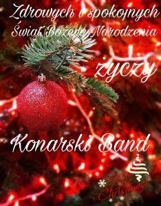 Kolęda nagrana z okazji Świąt Bożego Narodzenia. wykonanie: Katarzyna Wojtowicz & Konarski Band