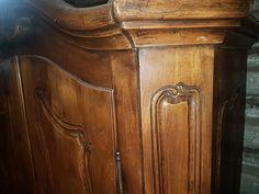 eredeti barokk szekrény