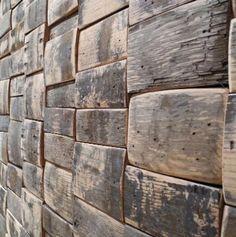 Reclaimed whiskey barrel cobbles