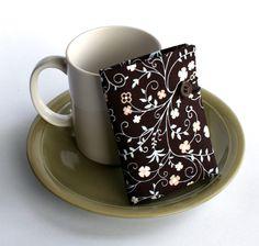 Neato little tea wallet.