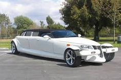 Limousine is a luxury sedan car, most noted for its elongated wheelbase. Chrysler Limousine, Limousine Car, Cars 1, Hot Cars, Sexy Cars, Cadillac, Stretch Limo, Plymouth Prowler, Roadster