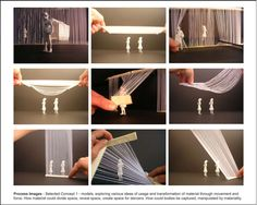 Triangle of the Squinches - a Collaborative Ballet