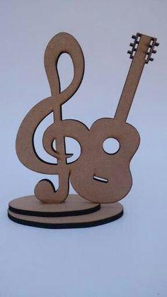 Music Crafts, Music Decor, Home Crafts, Diy And Crafts, Arts And Crafts, Music Themed Parties, Music Party, Cardboard Crafts, Paper Crafts