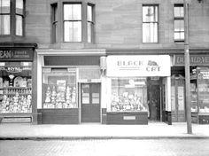 Govan Glasgow Scotland, Old Photos, Vintage Shops, Centre, Restaurants, Lens, Hotels, History, City