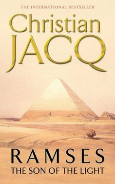 First of five volumes about arguably the greatest Pharoah of ancient Egypt Ramses.