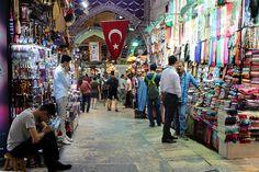 lauluni sadepäivän varalle: Grand Bazaar (Kapalı Çarşı) #bazaar #istanbul #turkki #turkey #travel