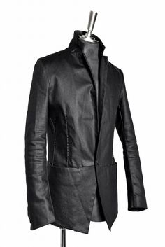 incarnation Denim Cotton Elastern 1B Jacket Lined
