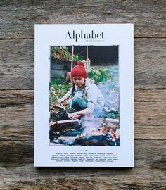 Alphabet Family Journal - The Design Files