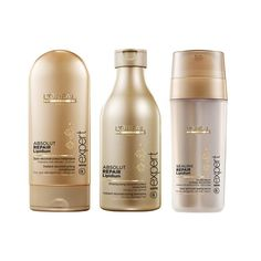 Loreal Professional absolut repair lipidium trio pack
