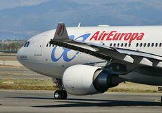 Aviación al Día: Air Europa solicitó operar vuelos directos entre Asunción y Madrid.