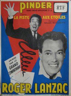 Circus collection: Cirque Pinder 1961
