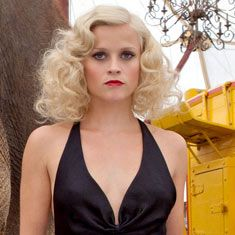 Marlena from water for elephants, theres a gorgeous back to this dress