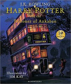 Harry Potter And The Prisoner Of Azkaban Harry Potter Illustrated Edtn: J K Rowling & Jim Kay
