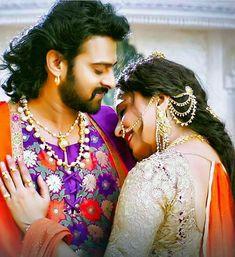 prabhas and Anushka Shetty Anushka Images, Anushka Pics, Prabhas And Anushka, Bollywood Couples, Bollywood Cinema, Bollywood Actors, Bahubali Movie, Bahubali 2, Beautiful Indian Actress