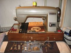 Kenmore Electric Rotary Sewing Machine or 120-49 is here.