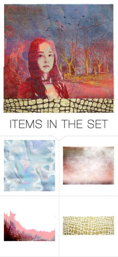 """Burning"" by raamen365 ❤ liked on Polyvore featuring art"