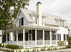 Sugarberry Cottage House Plan by Southern Living-- seriously love everything about this place. Dreamy.