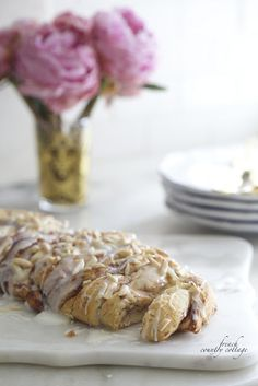 French Country Cottage Cinnamon Bread