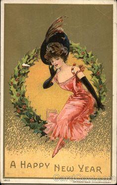 A Happy New Year: Dwig?