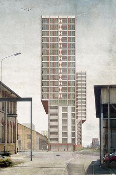 Armon Semadeni Architekten – Wohnhaus Letzi