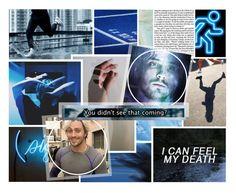 """Aesthetics - Pietro Maximoff"" by kyleboobflovski ❤ liked on Polyvore featuring art, marvel, aesthetic, mcu and pietromaximoff"