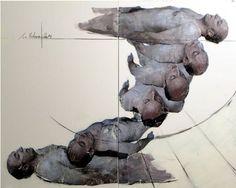 Ulrike Bolenz -Malereien