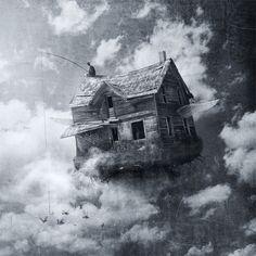 darksilenceinsuburbia:  Manuel Rodriguez. Between Clouds. On Tumblr http://manurs.tumblr.com/