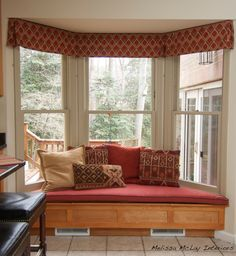 bay window seat ideas pinterest window window seat cushions and
