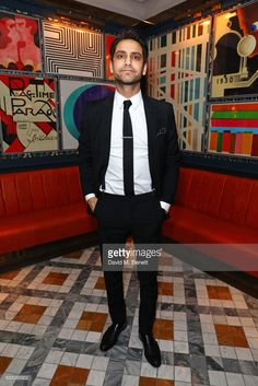 Luke Pasqualino at the Instyle EE Rising Star Party - 01/02/2017. Credits: GettyImages.com
