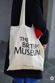 The British Museum tote bag