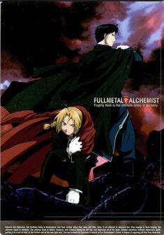 Fullmetal Alchemist Pencil Board - Shitajiki 1 (Roy and Ed) (Shitajiki)