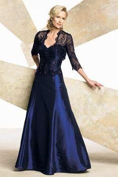 Modelos de Vestidos Sociais para a Mãe da Noiva | Dicas de moda - Você mais linda sempre