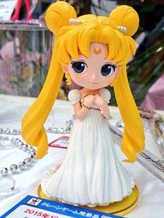 Q Posket Sailor Moon Cute Polymer Clay, Polymer Clay Animals, Cute Clay, Polymer Clay Crafts, Disney Princess Cartoons, Disney Cartoon Characters, Sailor Moon Cakes, Anime Crafts, Sailor Moon Manga
