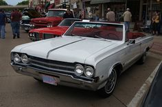 1965 Oldsmobile F-85 Cutlass
