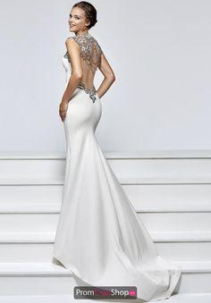 Tarik Ediz Prom Dress 93154 at Prom Dress Shop
