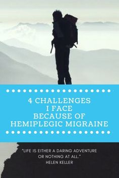 4 Challenges I Face Because of Hemiplegic Migraine The Frozen Mind . Lose of Fat Every 72 Hours! Learn the Fast Weight Loss loss meal plans for women over 40 Chronic Illness, Chronic Pain, What Causes Migraines, Migraine Quotes, 1lb Of Fat, Hemiplegic Migraine, Migraine Attack, Thing 1, All Or Nothing
