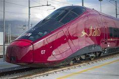 イタリアの新高速鉄道「イタロ」その2