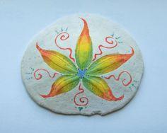 Hand painted sand dollars | hand painted sand dollar | Sea Glass ~ My Art