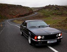 1980s BMW E24 635csi